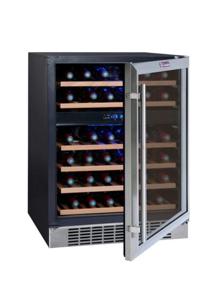 La-Sommeliere-wijnklimaatkast-inbouw-2-zones-CVDE46-2-45-flessen-ean-3541361003240