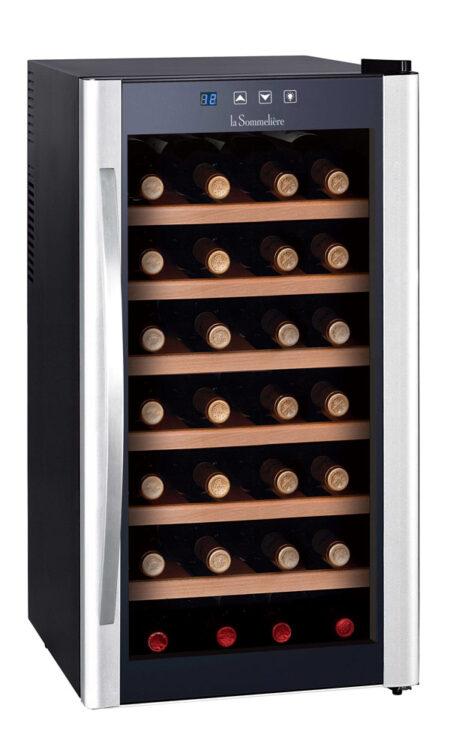 La-Sommeliere-wijnkoelkast-Peltier-LS28KB-28-flessen-ean-3541361805066