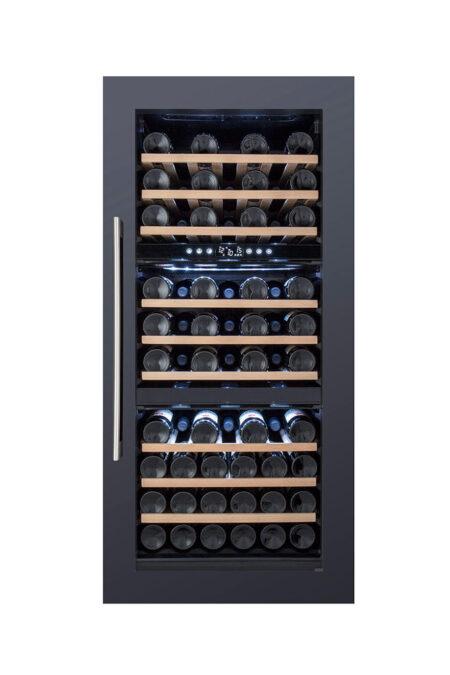 Temptech-Oslo-inbouw-wijnklimaatkast-OBI124TB-3-zones-67-flessen-ean-7090013677408