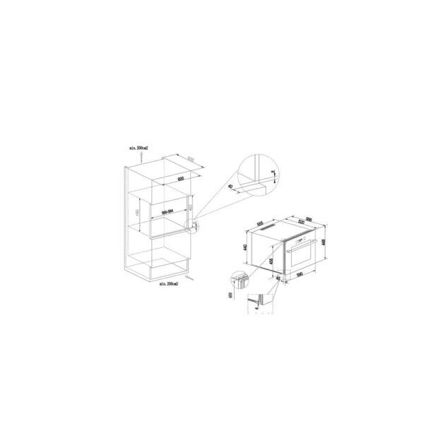 Temptech-Oslo-inbouw-wijnkoelkast-OBI45SB-T-1-zone-24-flessen-ean-7090013676876_5