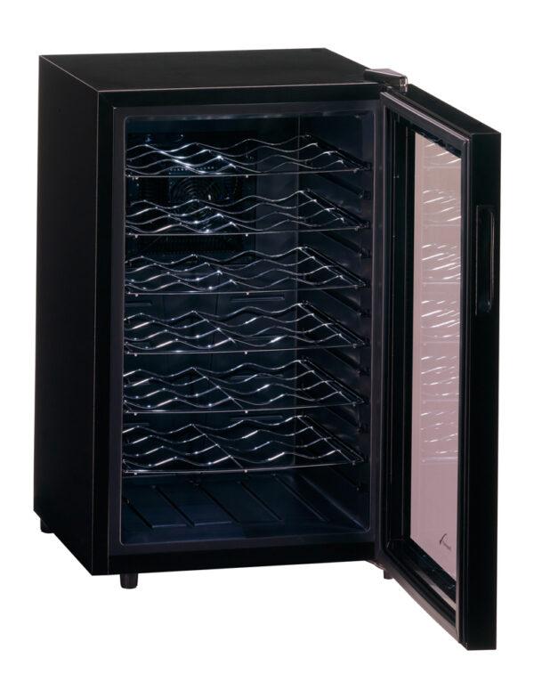 Temptech-Trend-vrijstaande-thermo-elektrische-wijnkoelkast-1-zone-28-flessen-FW65GB-of-FW65SB-ean-7090013676166_2