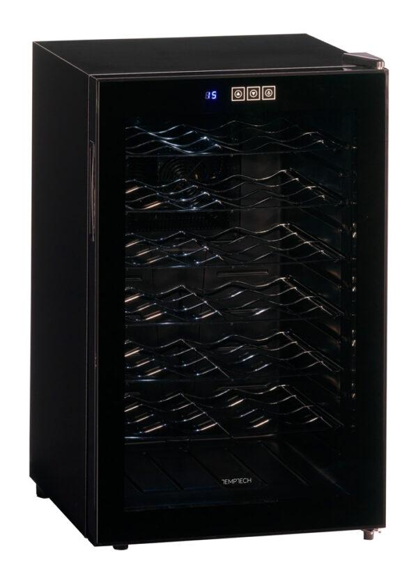 Temptech-Trend-vrijstaande-thermo-elektrische-wijnkoelkast-1-zone-28-flessen-FW65GB-of-FW65SB-ean-7090013676166_3