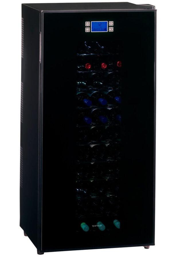 Temptech-Trend-vrijstaande-thermo-elektrische-wijnkoelkast-2-zones-78-flessen-FW180-ean-7090013676180_2