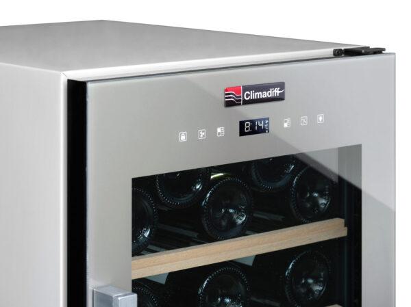Climadiff-wijnkoelkast-wijnserveerkast-met-glazen-deur-CLS31-31-flessen-multi-temperatuur-ean-3595320105773_4