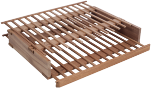 Climadiff – Luxe omkeerbare legplank